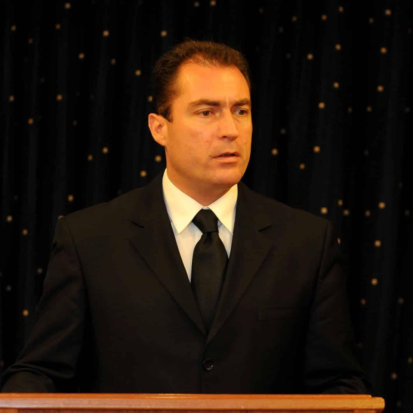 Professor Cristian Ene